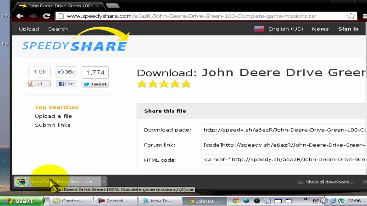 John deere drive green game free download full version for pc.