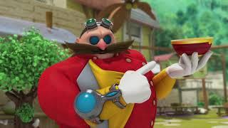 Соник Бум - 1 сезон 37 серия - Техническая забастовка | Sonic Boom - мультик для детей