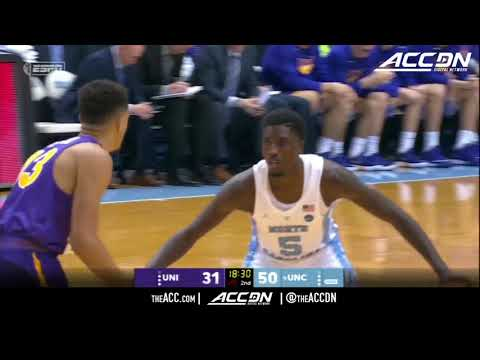 Northern Iowa vs North Carolina College Basketball Condensed Game 2017