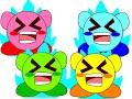 Super Kirby Short Trasformation (Kirby Cartoon Meme)