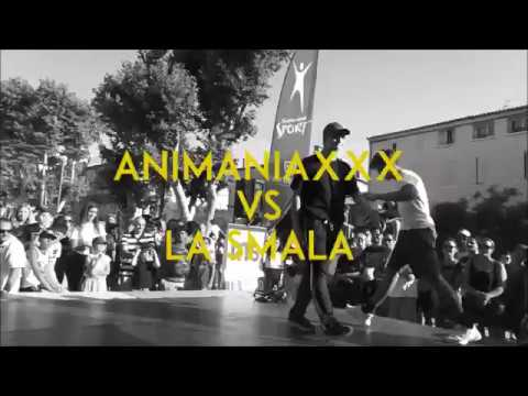Animaniaxxx vs La Smala // 1/2 final NEXT battle 2018