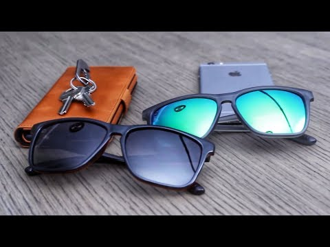 Best budget sunglasses around! Knockarounds!