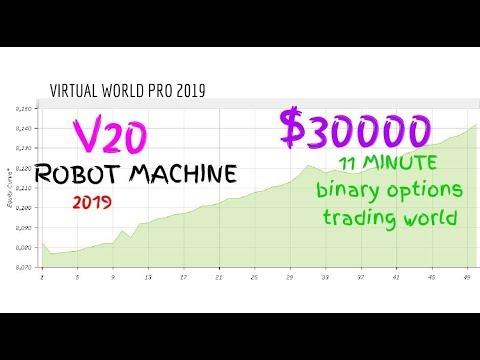 IQ Option Real account $30000 binary options trading world v20 ROBOT  MACHINE 2019 VIRTUAL