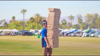 Pizza Boys Go Head to Head at Coachella