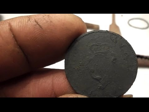 Metal Detecting the Dales : 1700s-1800s Georgian Coin Haul plus Irish Harp Coin