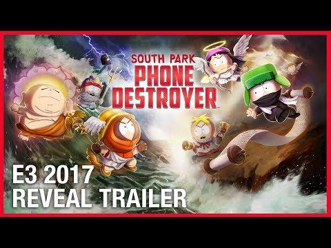 South Park: Phone Destroyer™ | E3 2017 Official Reveal Trailer