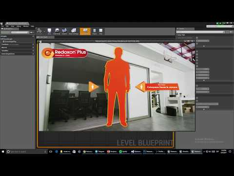 Unreal Engine 4 working with Kinect V2 + OpenCV