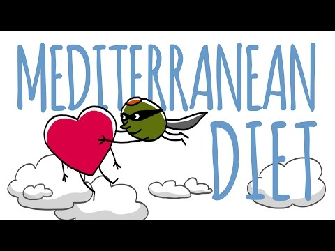 LIVE IT: Reduce Risk of Heart Disease with a Mediterranean Diet