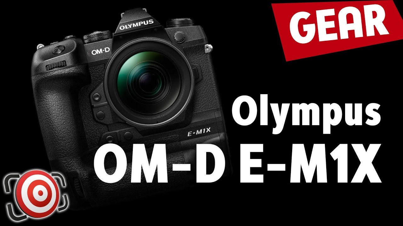 Olympus OM-D E-M1X - Cool features and my first impressions