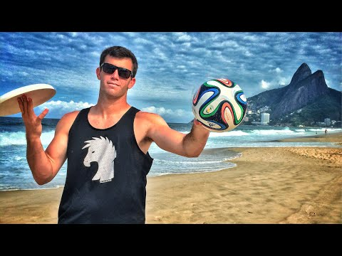 World Cup Trick Shots   Brodie Smith