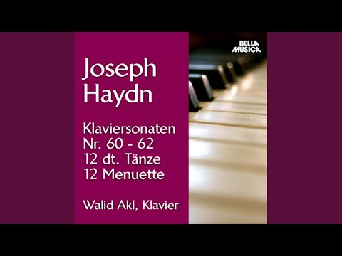 Klaviersonate No. 61 in D Major, Hob. XVI:51: I. Andante