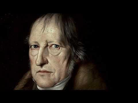 Une Vie, une œuvre : Georg Wilhelm Friedrich Hegel (1770-1831)