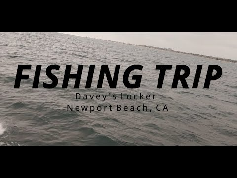Fishing Trip- Newport Beach, California 6/17/2020 (LG V50 Phone Camera)