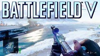 Battlefield 5 is Sweaty These Days! (Battlefield V)