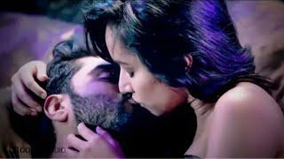 Gambar cover Shradha Kapoor All Kiss || half girlfriend all kiss with Arjun Kapoor ||