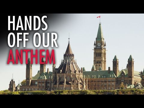 """Canada's """"misogynistic"""" National Anthem remains unchanged"""
