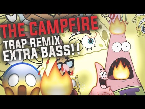 ♫ THE CAMPFIRE 🔥 SONG SONG REMIX + EXTRA BASS !!!!!