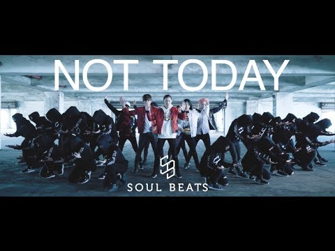 BTS (방탄소년단) 'Not Today'  Dance Cover by 『SOUL BEATS』