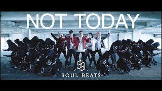 Baixar BTS (방탄소년단) 'Not Today'  Dance Cover by 『SOUL BEATS』