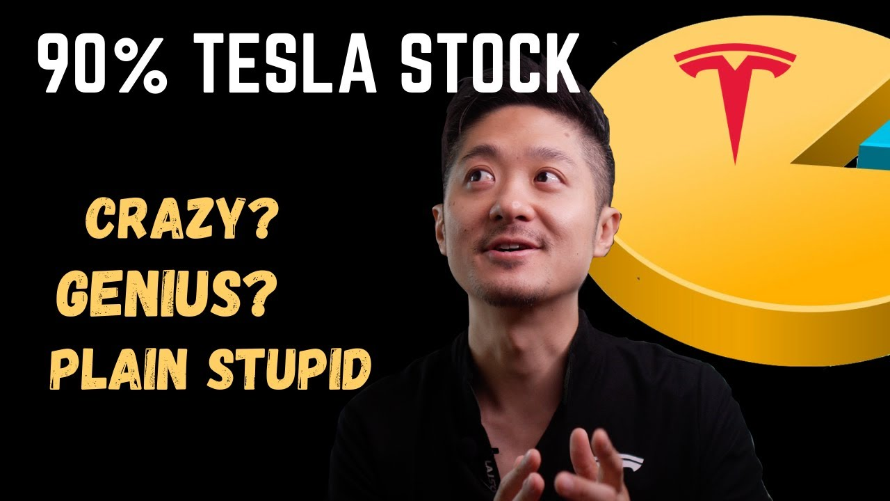 let's be frank, is 90% tesla stock nuts? how about PLTR & NIO stock?