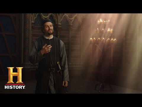 Knightfall: Who Is William de Nogaret? Season 1  History