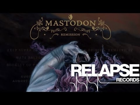 "MASTODON - 'Remission"" Vinyl Re-Issue Trailer"
