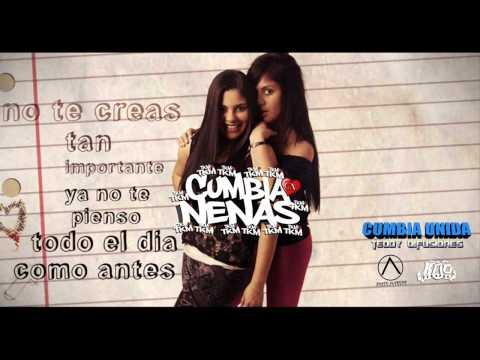 Cumbia Nenas - No Te Creas Tan Importante (Audio)