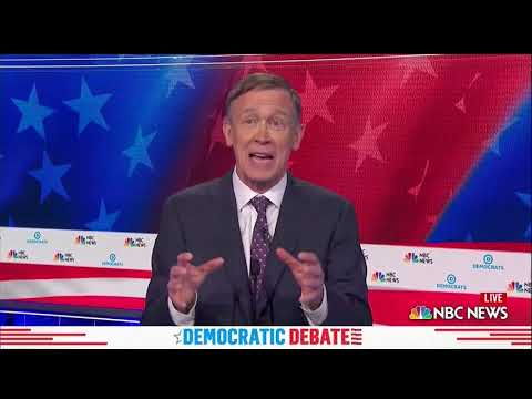WATCH: 2020 Democratic candidates on what foreign relationship they would reset as president