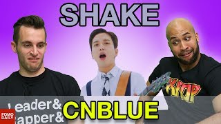 """CNBLUE """"Shake"""" • Fomo Daily Reacts"""