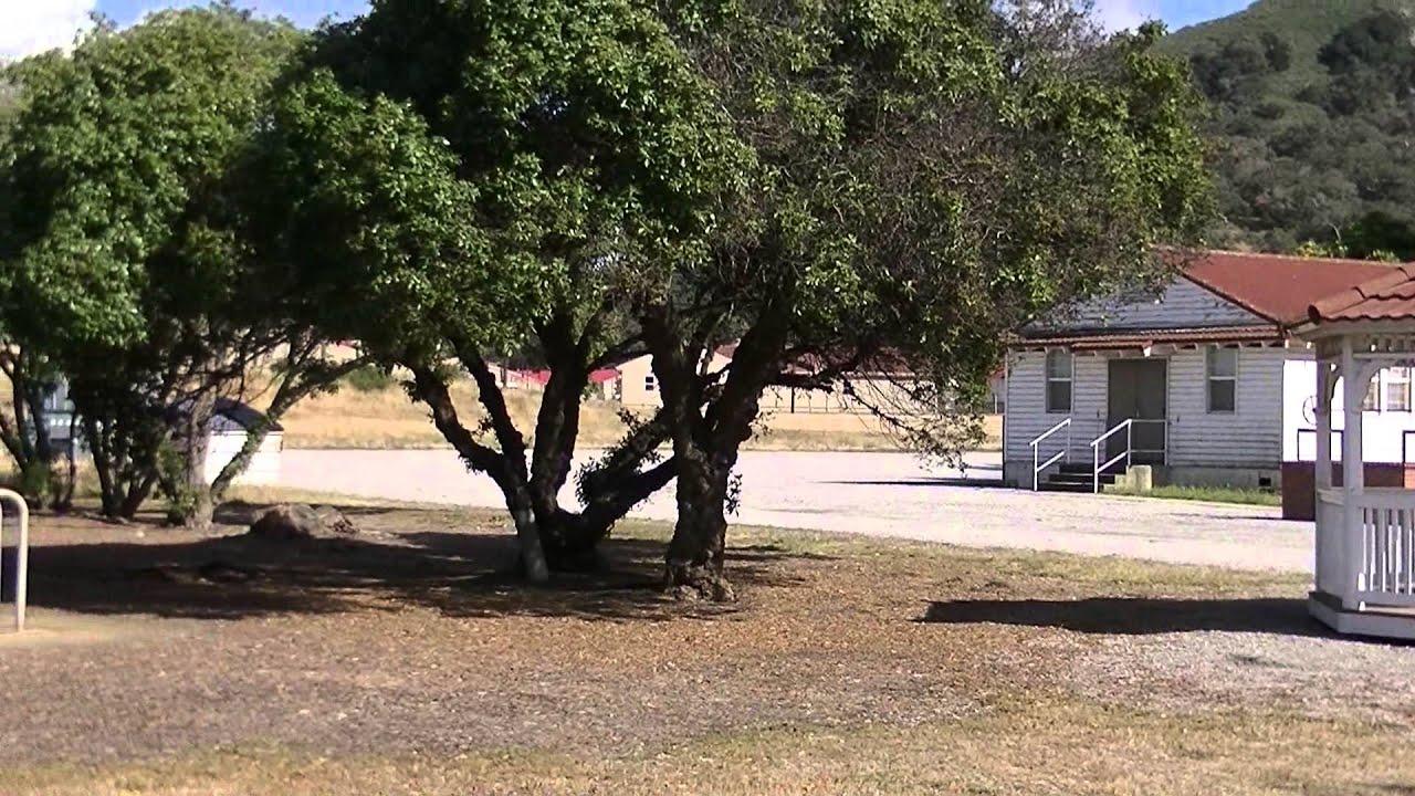 Video Tour Of Camp San Luis Obispo Rv Park Ca Youtube