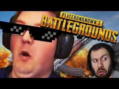 THE MOST INTENSE MATCH OF ALL TIME! | Player Unknown's Battlegrounds Part 7
