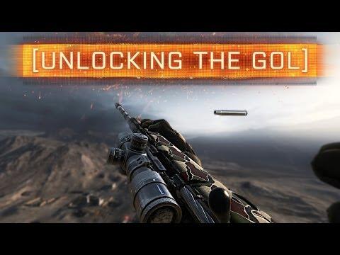 ► UNLOCK THE GOL MAGNUM! | Battlefield 4
