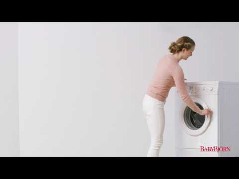 All BABYBJÖRN Baby Carriers are machine-washable