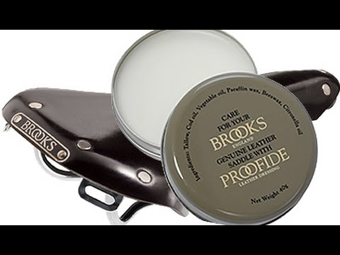 a20f0135b8 PROOFIDING Brooks Saddle - The complete and easy way - YouTube