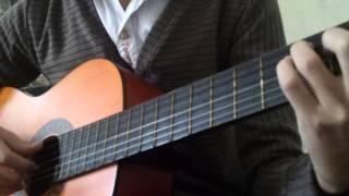 Bức Tranh Từ Nước Mắt (guitar cover)