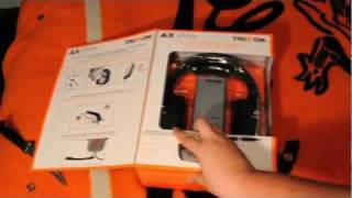 unboxing tritton ax pro gaming headset