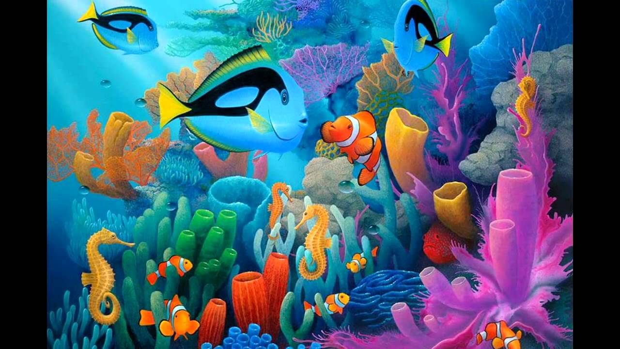 Under Sea Wallpaper Youtube