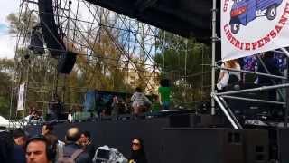 Caparezza - Vieni a Ballare in Puglia @live #primomaggiotaranto