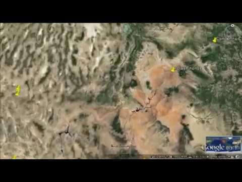 50 Secret Places On Google Earth