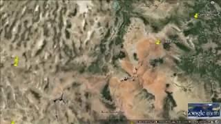 50 Secret Places On Google Earth
