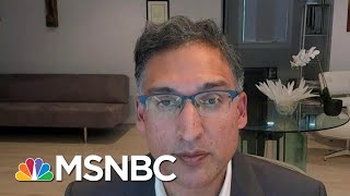 Georgetown Professor: 'The Justice Department Should Be Called Barr & Trump LLP' | Deadline | MSNBC