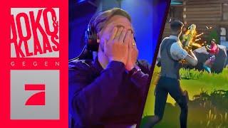 Joko & Klaas zocken Fortnite: Schaffen sie's in die Top 20? | Spiel 2 | Joko & Klaas gegen ProSieben
