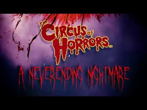 Circus of Horrors - The Never-Ending Nightmare 2016/17 Tour