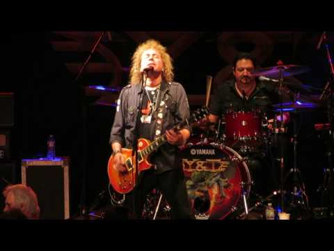 Y&T - Forever - Tupelo Music Hall - 4/30/2017