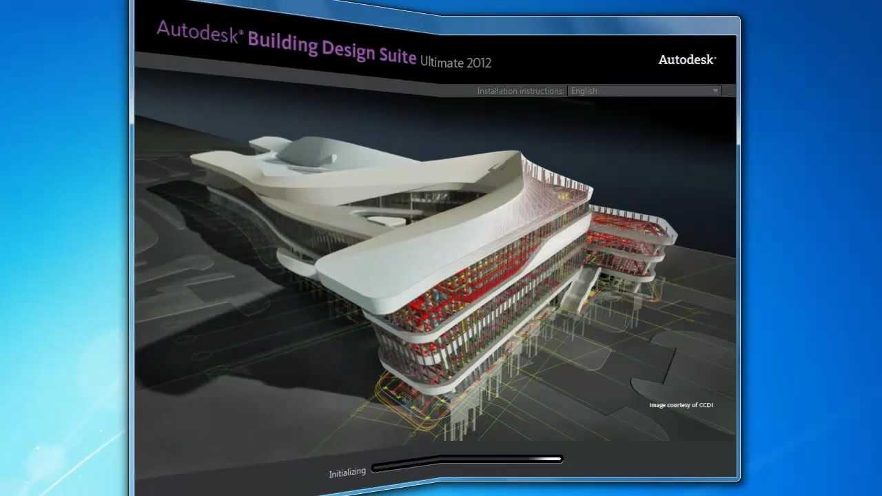 Descarga de software Autodesk Building Design Suite Premium 2015