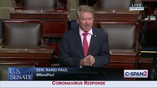 Rand Paul Suggests Immigrants Are 'Non People'