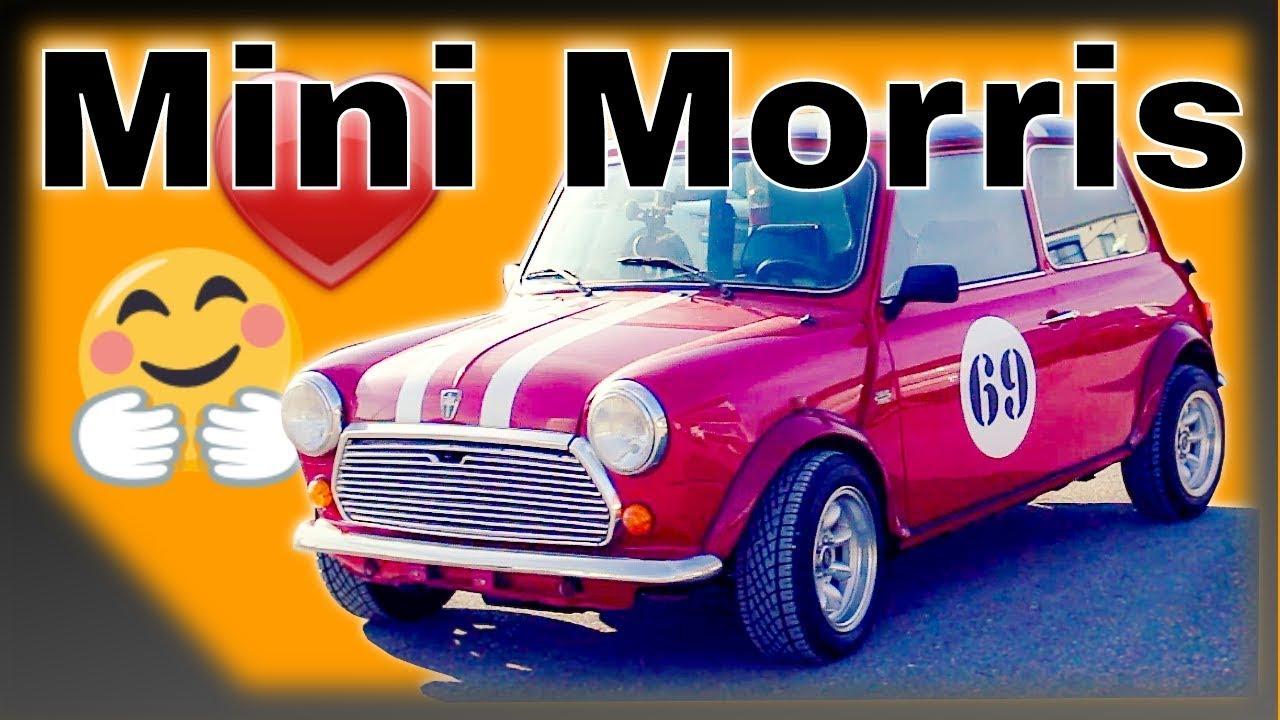 Mini Morris Teljesen Oké Csak Annyi Hogy Nincs Alapjárat