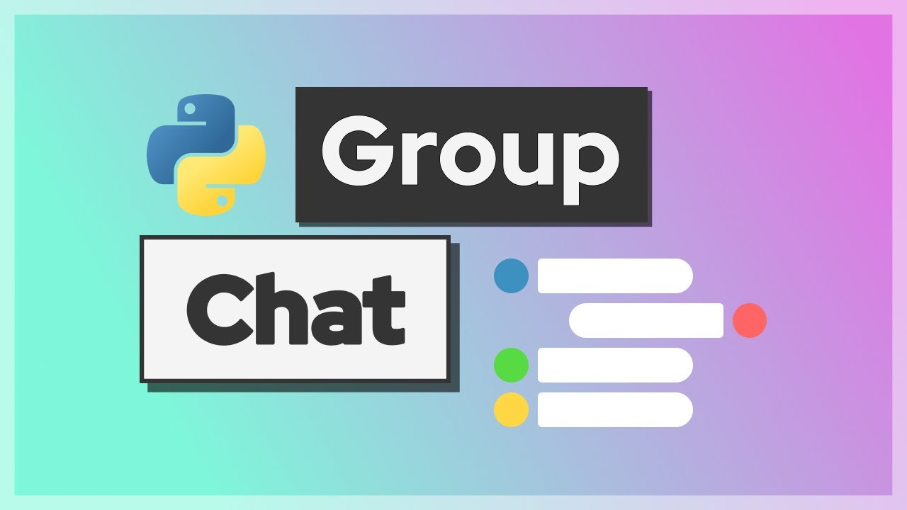 Chat Application using Python  - Adding Multiple Clients