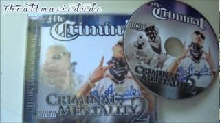 Mr. Criminal - Spitting Game