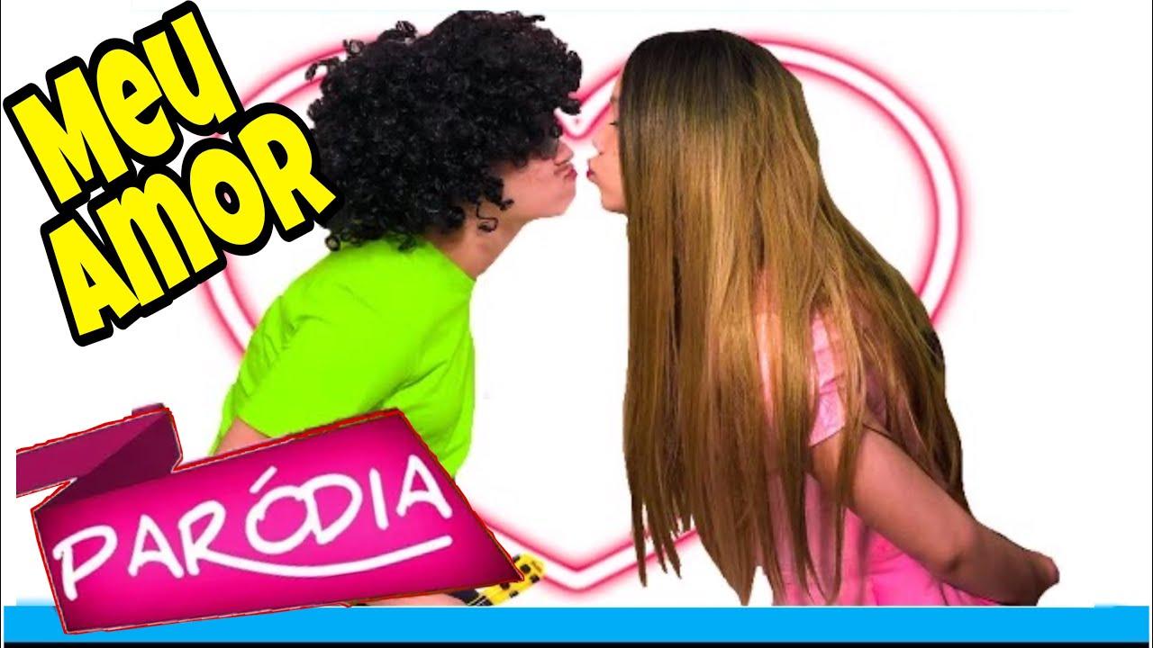 OS BARÕES DA PISADINHA - BASTA VOCÊ ME LIGAR  ft. XAND AVIÃO  ( PARÓDIA ) com MARCELLA MUNIZ